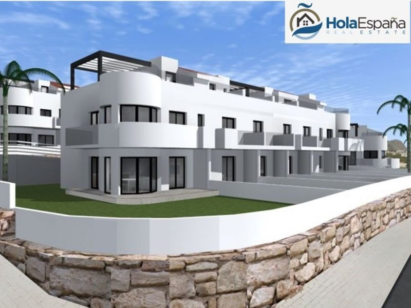 Duplex/Townhouses - New Build - Benidorm - Benidorm
