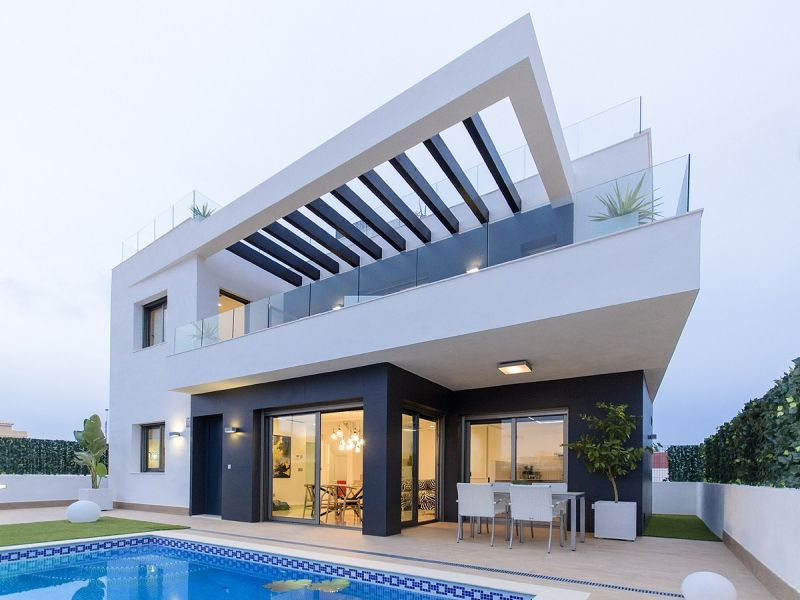 Villa - New Build - Villamartin - Villamartín