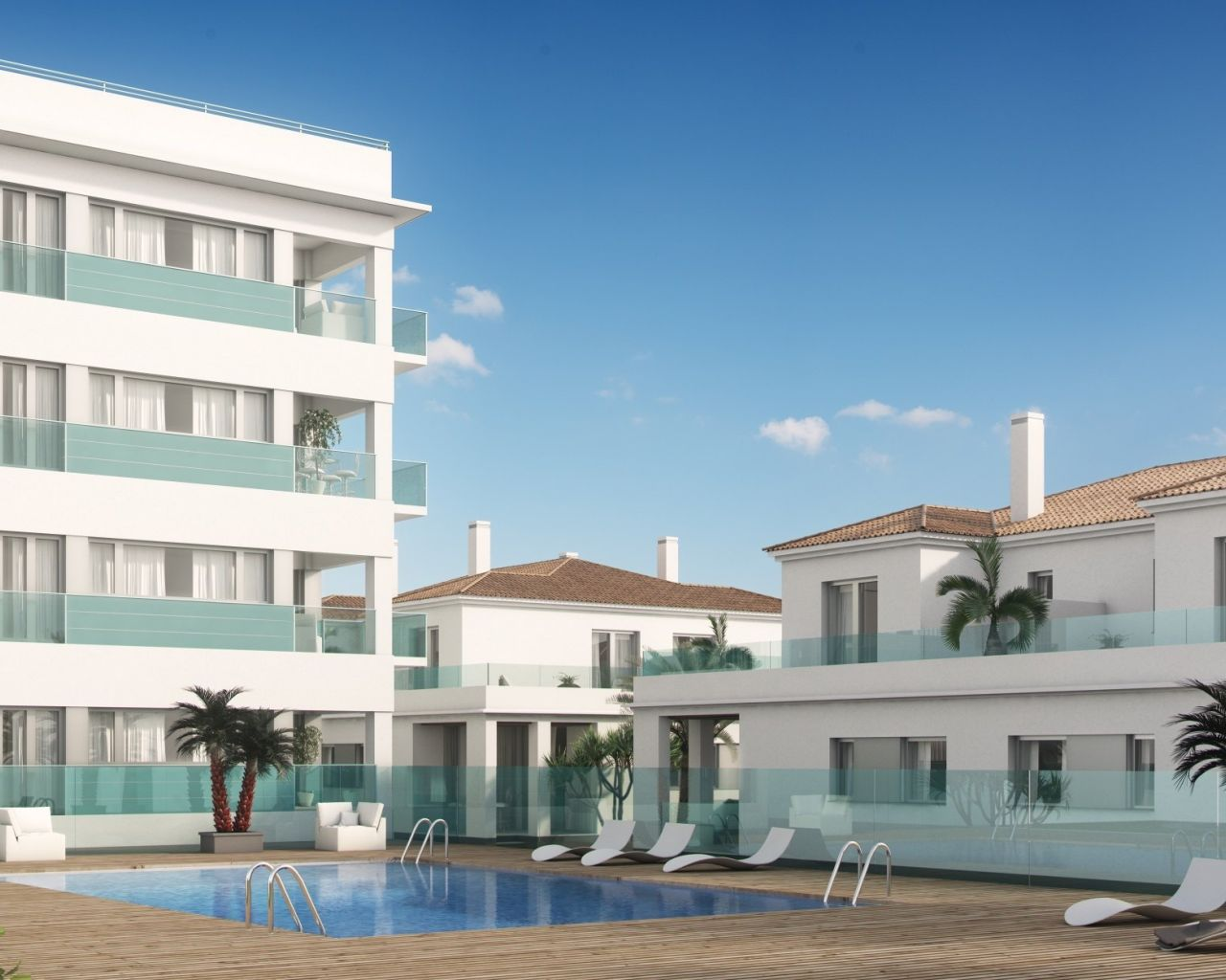 New Build - Town House - Villamartin - Villamartín