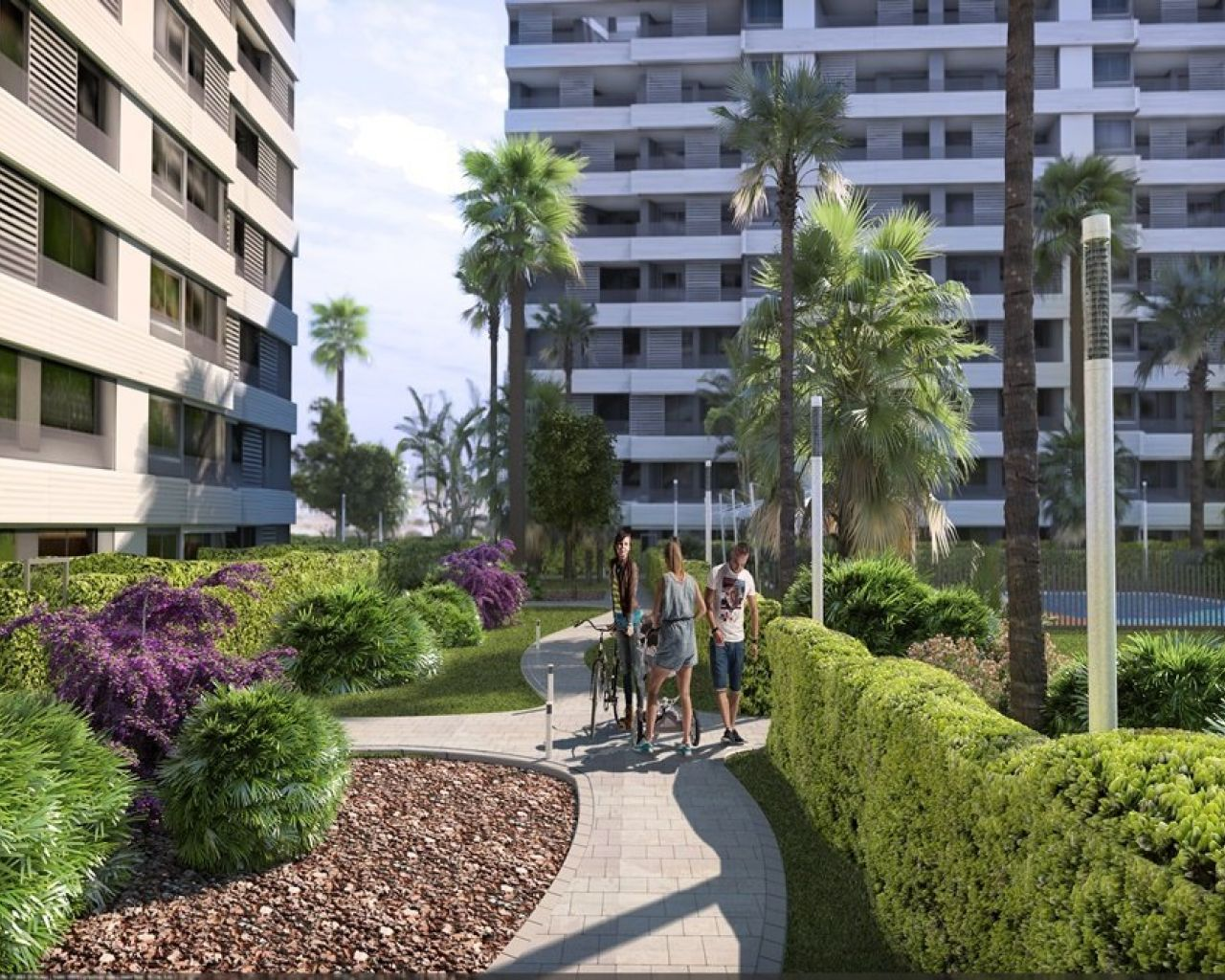 New Build - Apartment/Flat - Torrevieja - Punta Prima