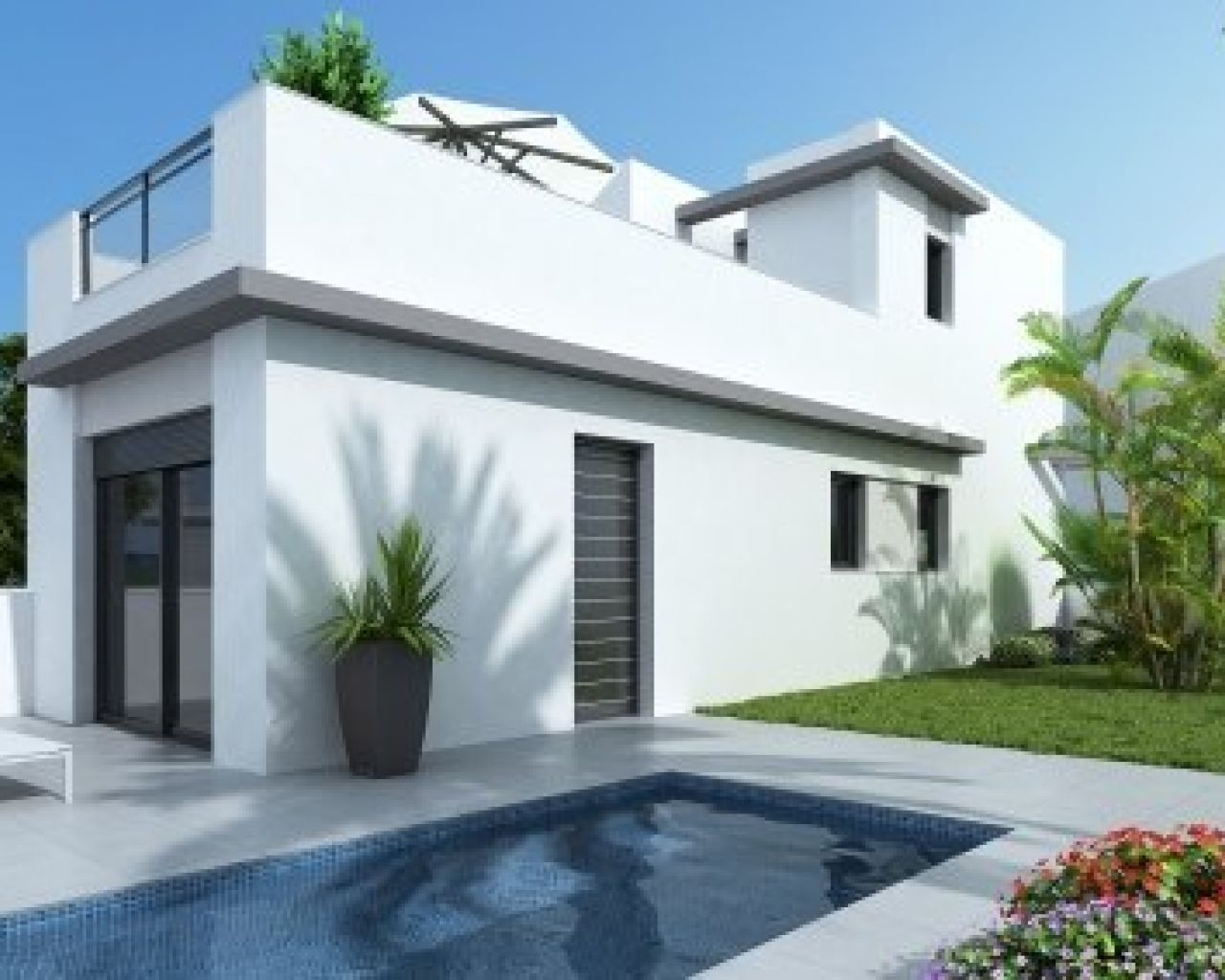 New Build - Duplex/Townhouses - Torrevieja