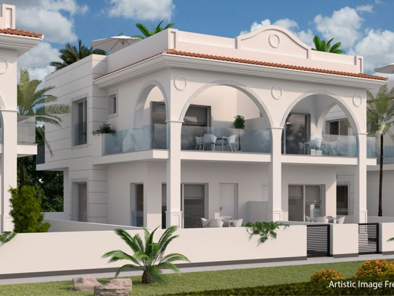 Town House - New Build - Rojales - DOÑA PEPA