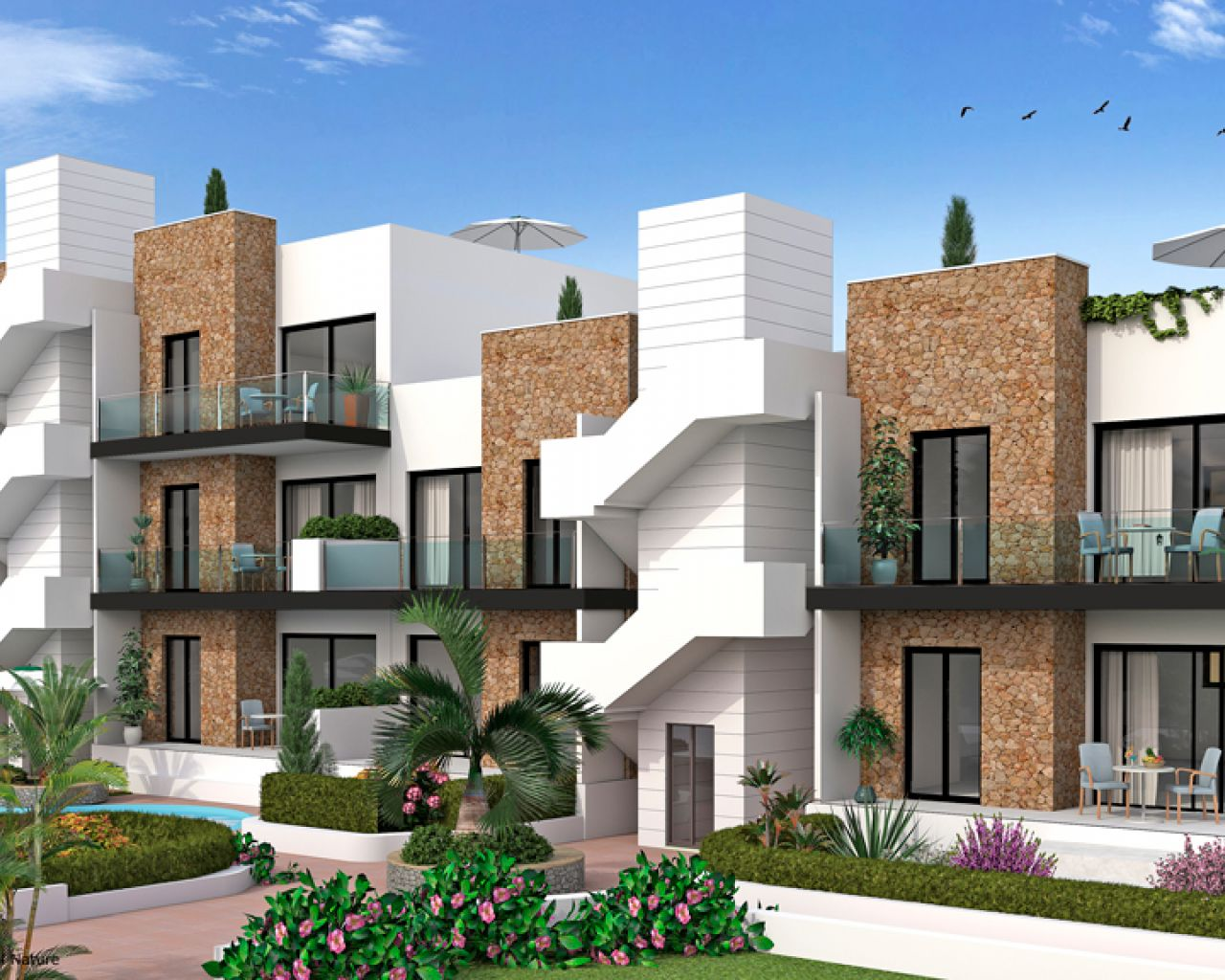 New Build - Apartment/Flat - Altet - Los Arenales del Sol