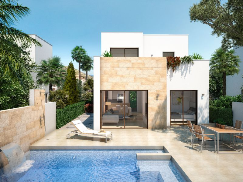 Villa - New Build - Guardamar del Segura - Ciudad Quesada