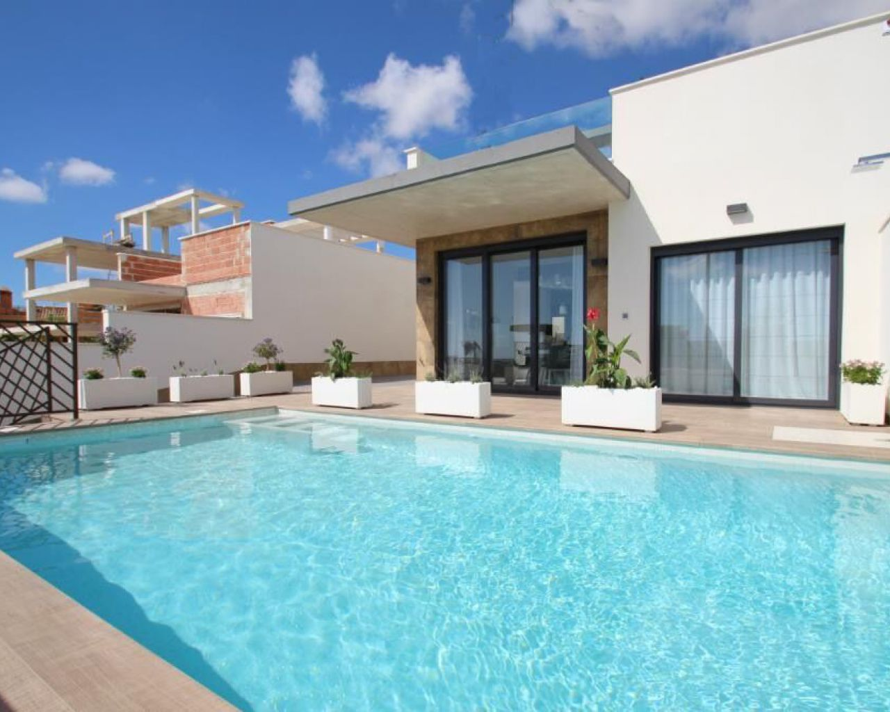 New Build - Villa - PLAYA HONDA - La Manga del Mar Menor