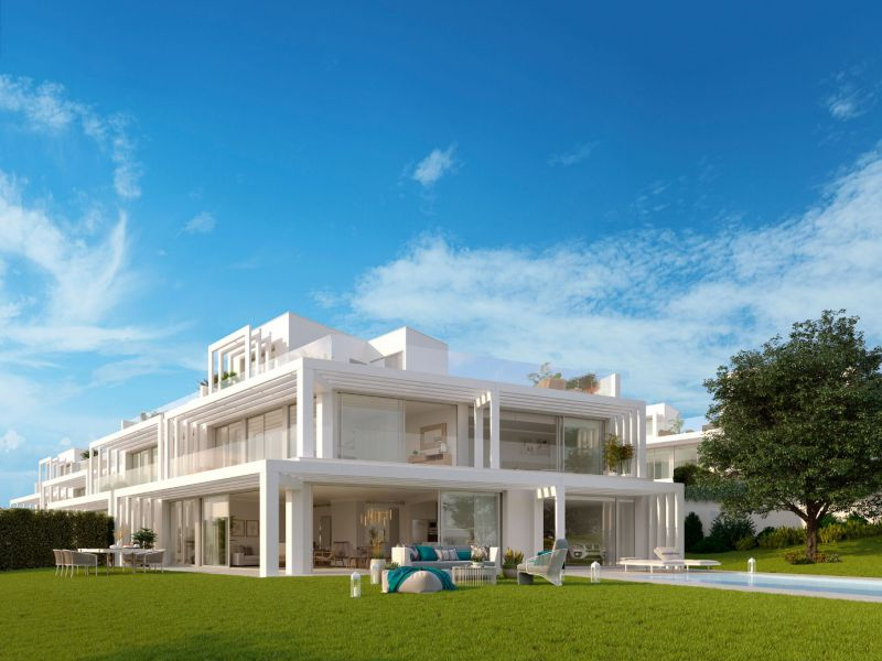 Villa - New Build - San Roque - San Roque