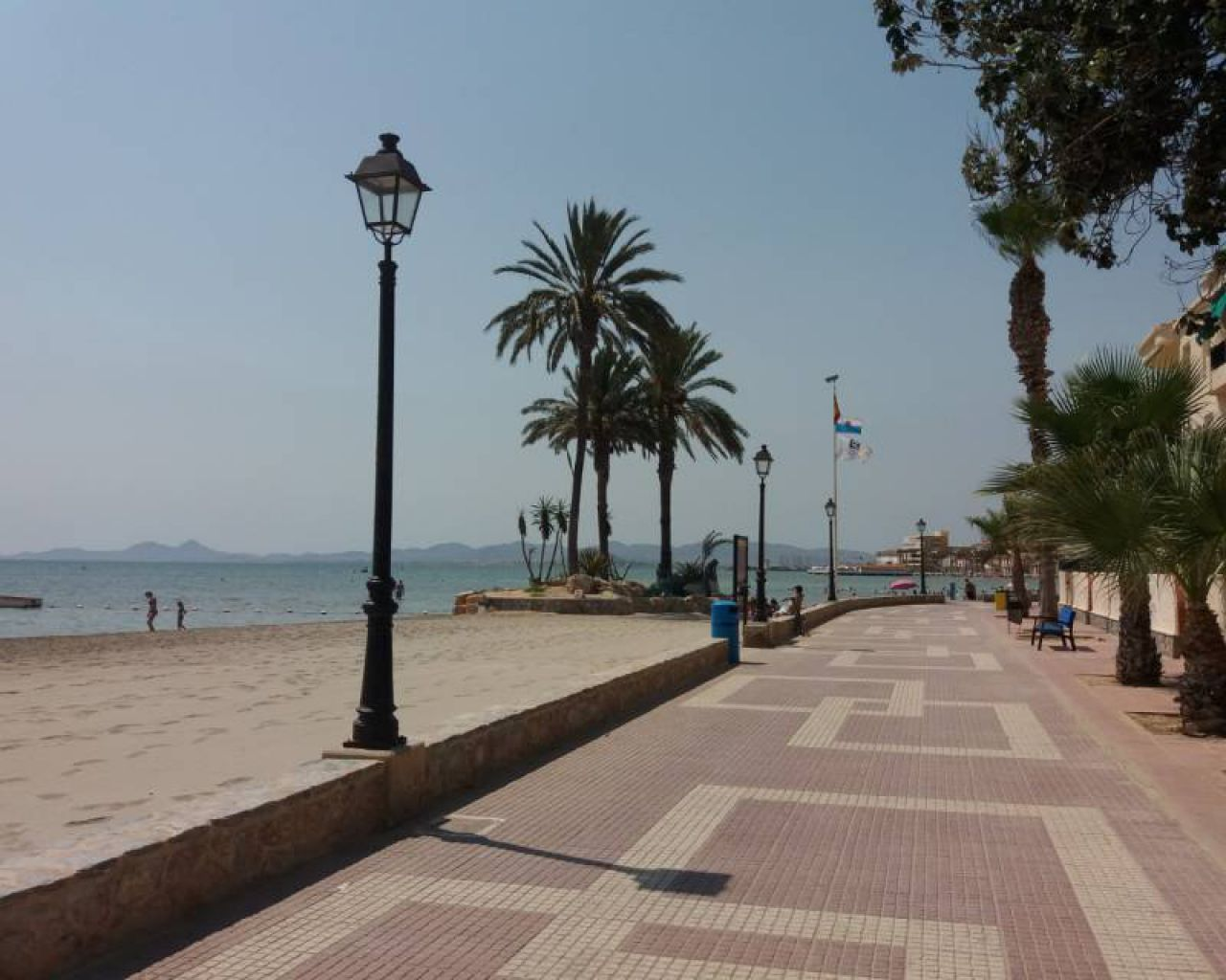 Resale - Apartment/Flat - Los Alcázares - Centre. Beach