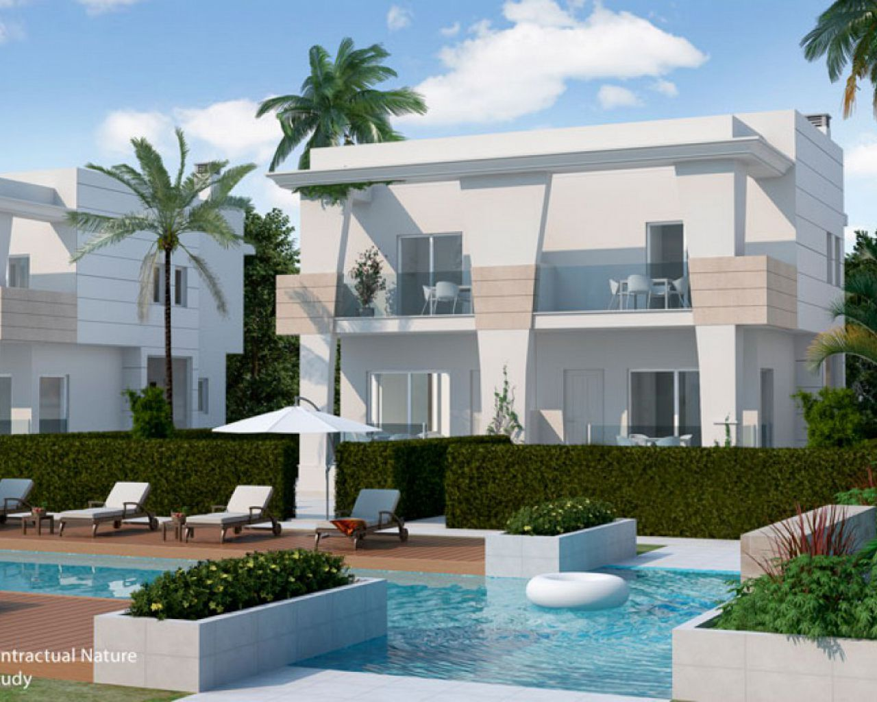 New Build - Duplex/Townhouses - Ciudad Quesada - Dona Pepa
