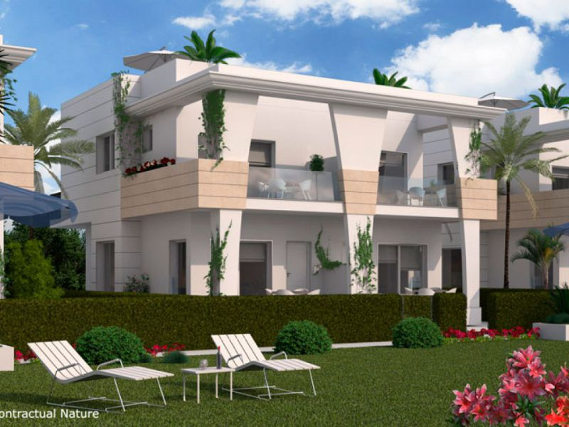 Duplex/Townhouses - New Build - Ciudad Quesada - Dona Pepa