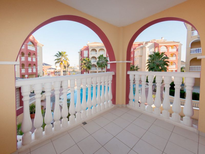 Apartment/Flat - New Build - Los Alcázares - Puerto Marina