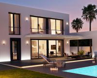 New Build - Villa - Dénia - el Montgó