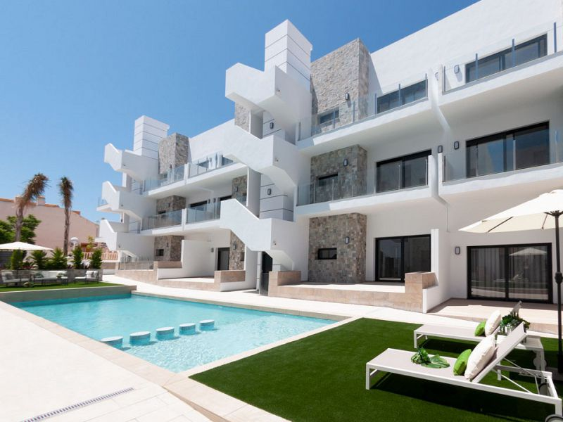 Apartment/Flat - New Build - Altet - Los Arenales del Sol