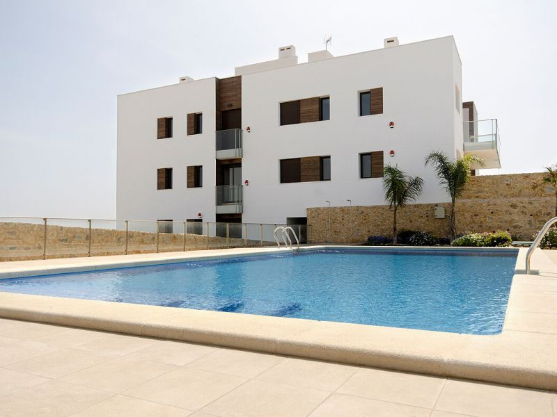 Apartment/Flat - Nýbygging - Orihuela Costa - Orihuela Costa
