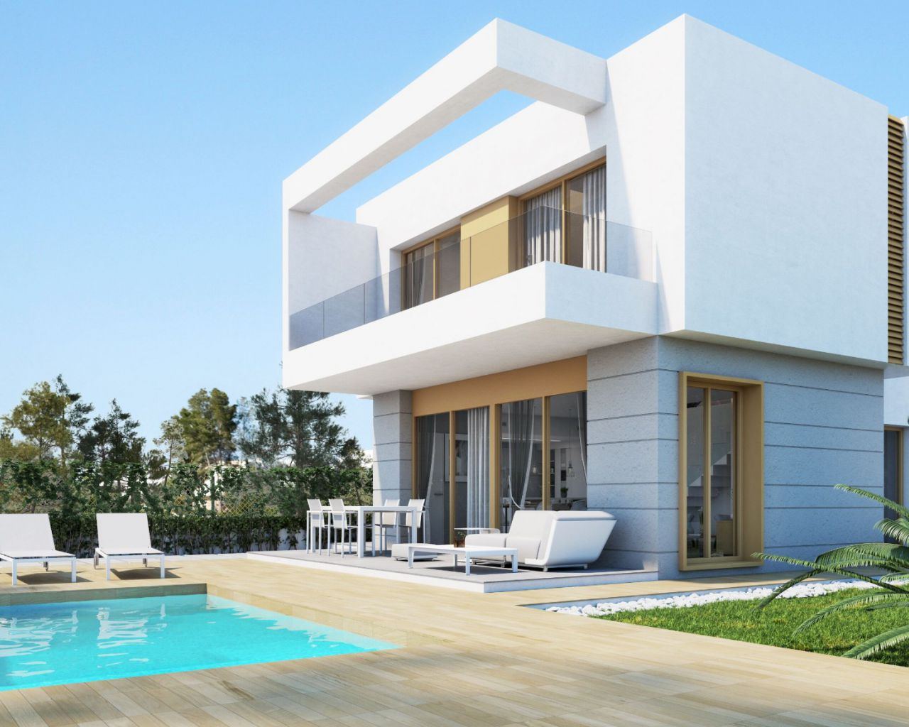 New Build - Villa - Orihuela