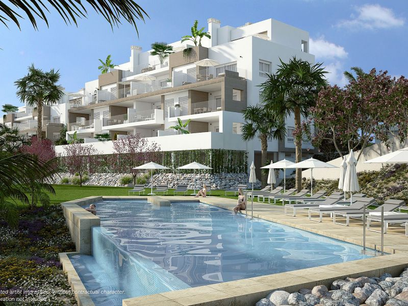 Apartment/Flat - New Build - Orihuela Costa - Villamartín