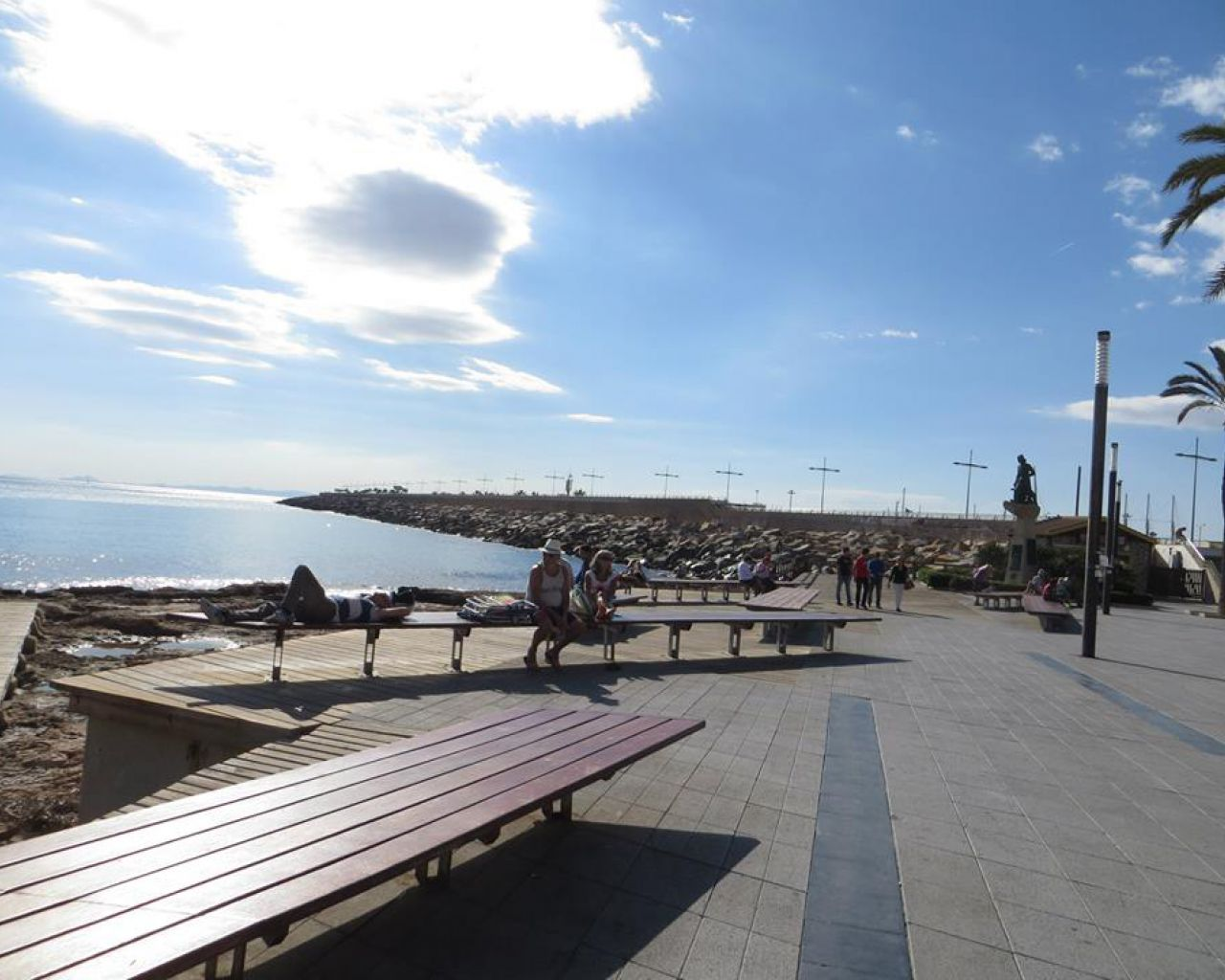 Resale - Penthouse - Torrevieja - Playa del Cura