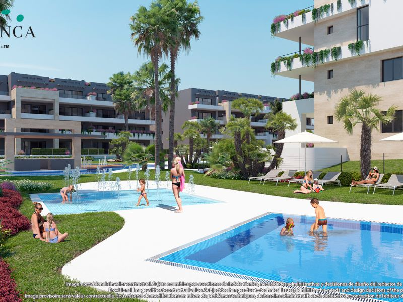 Apartment/Flat - New Build - Orihuela Costa - Playa Flamenca