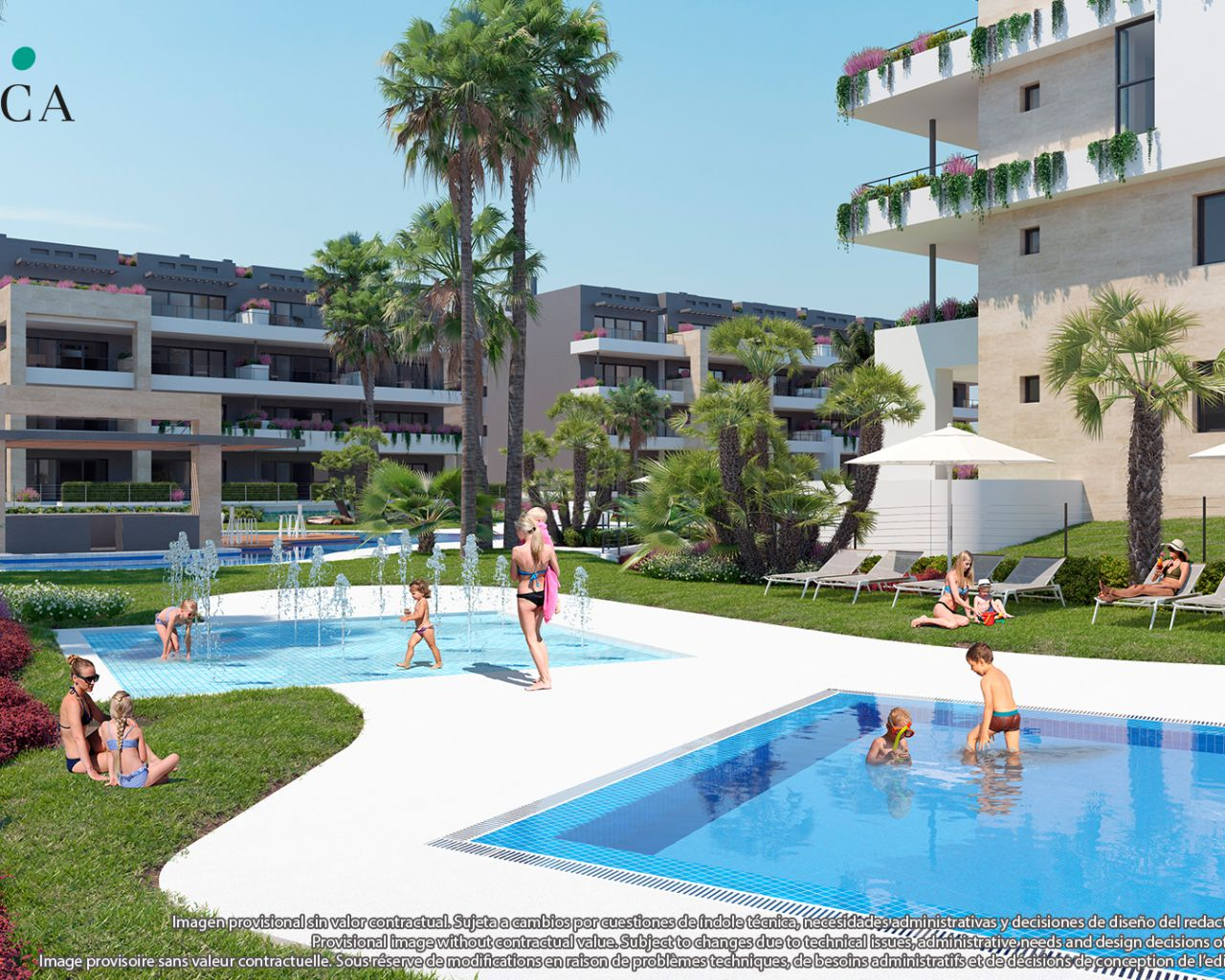 New Build - Apartment/Flat - Orihuela Costa - Playa Flamenca