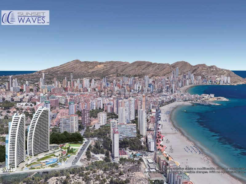 Apartment/Flat - New Build - Benidorm - Benidorm