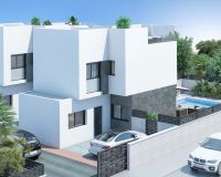 New Build - Duplex/Townhouses - Guardamar del Segura - Ciudad Quesada