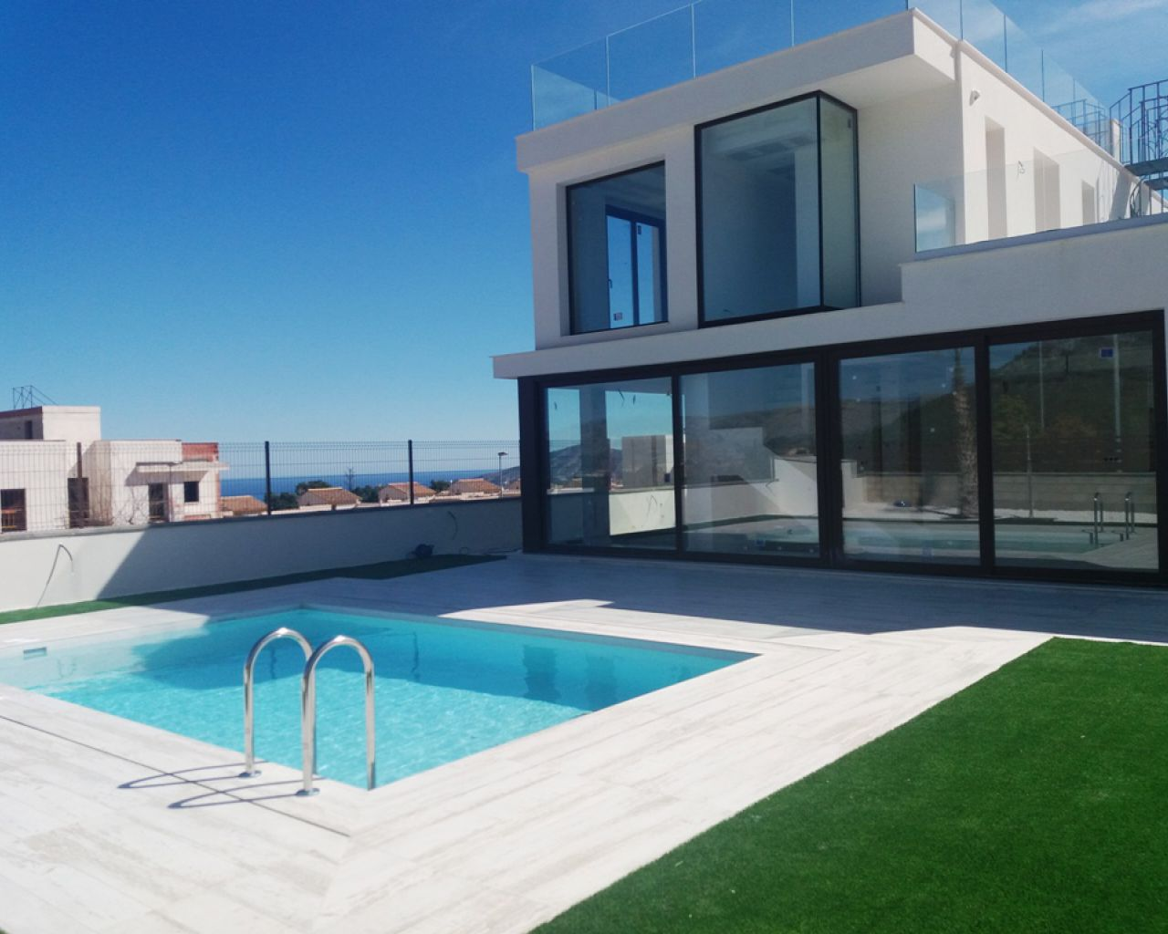 New Build - Villa - Benidorm - Polop