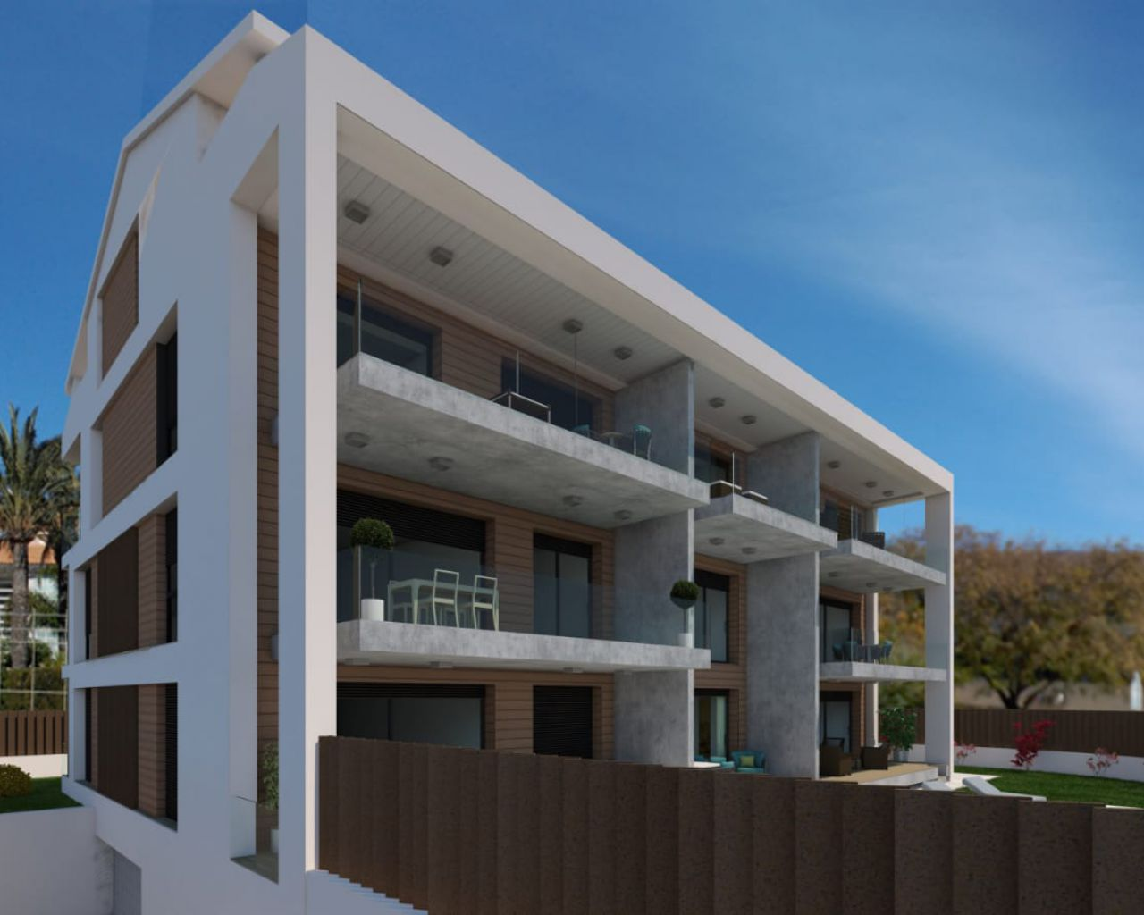 New Build - Apartment/Flat - Jávea