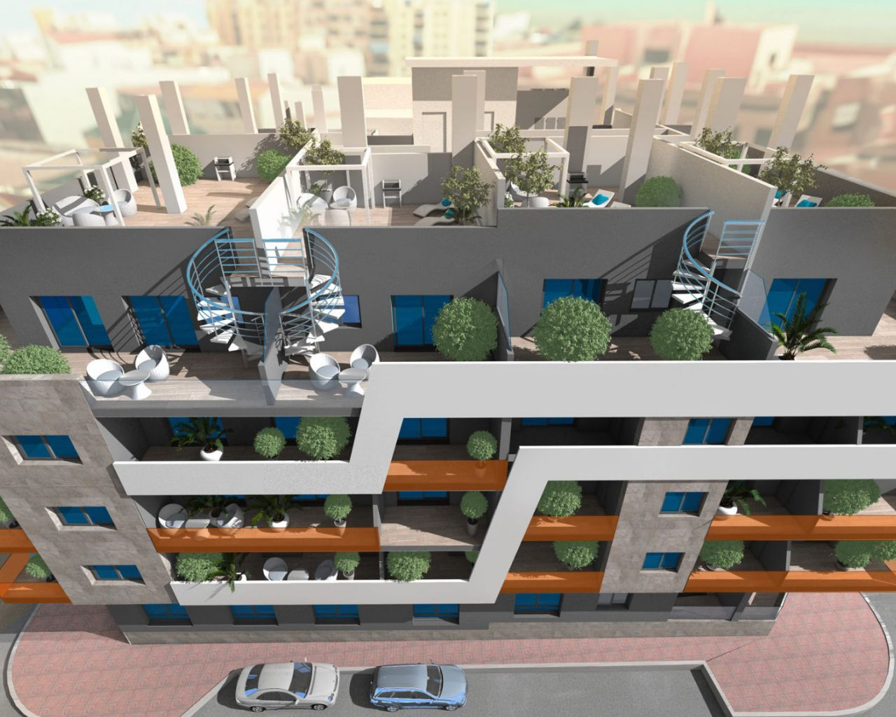 New Build - Apartment/Flat - Torrevieja - Centro