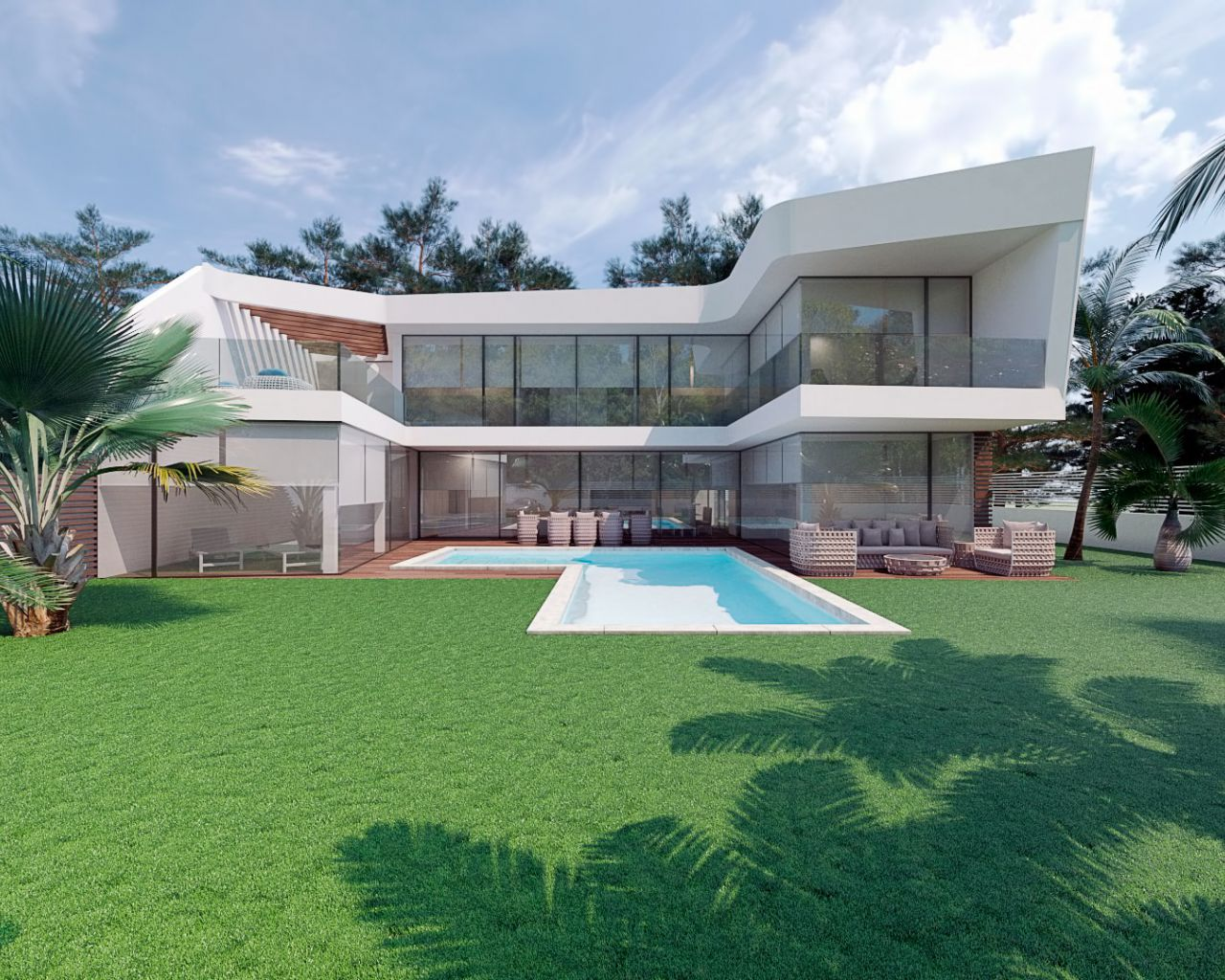 New Build - Villa - Altea - Campomanes Puerto