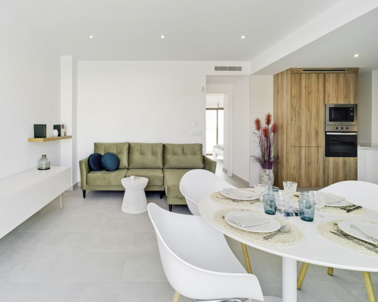 New Build - Bungalow - Pilar de la Horadada