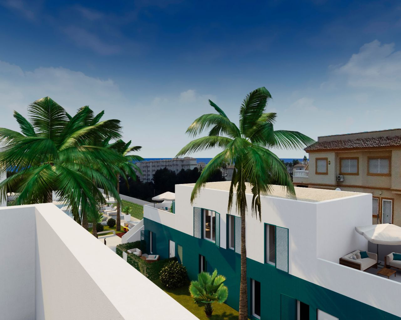 New Build - Bungalow - Playa Flamenca