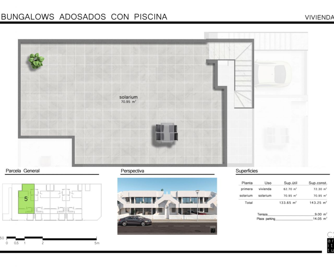 New Build - Bungalow - San Pedro del Pinatar