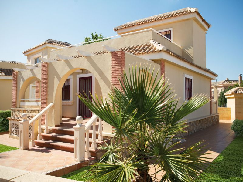 Villa - New Build - Balsicas - Sierra Golf