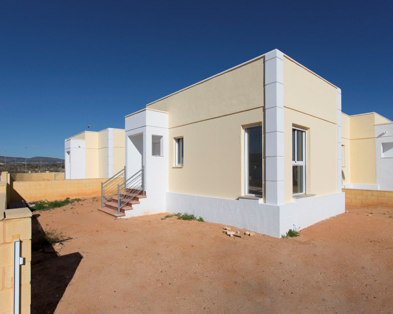 New Build - Semi Detached Villa - Balsicas - Sierra Golf