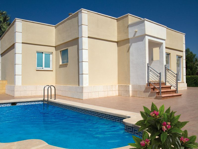 Semi Detached Villa - Nýbygging - Balsicas - Sierra Golf